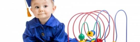 Τα πρώτα χρόνια της ζωής ενός μωρού αποτελούν τη βάση για τη μάθηση.