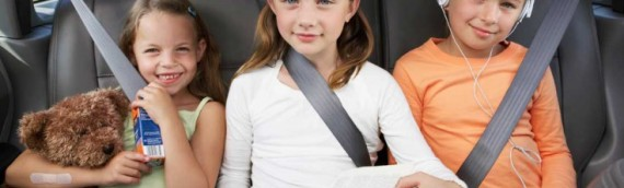 Τι δεν αντέχουν τα παιδιά στο αυτοκίνητο?