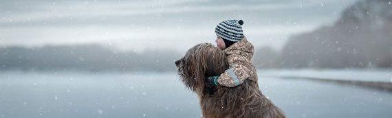 Η δυνατή φιλία μεταξύ παιδιών και σκυλιών μέσα από 10 όμορφες φωτογραφίες