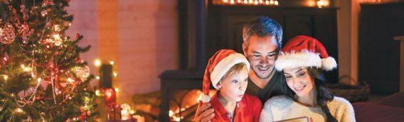 Η απόφαση της νέας χρονιάς: Να γίνουμε καλύτεροι γονείς